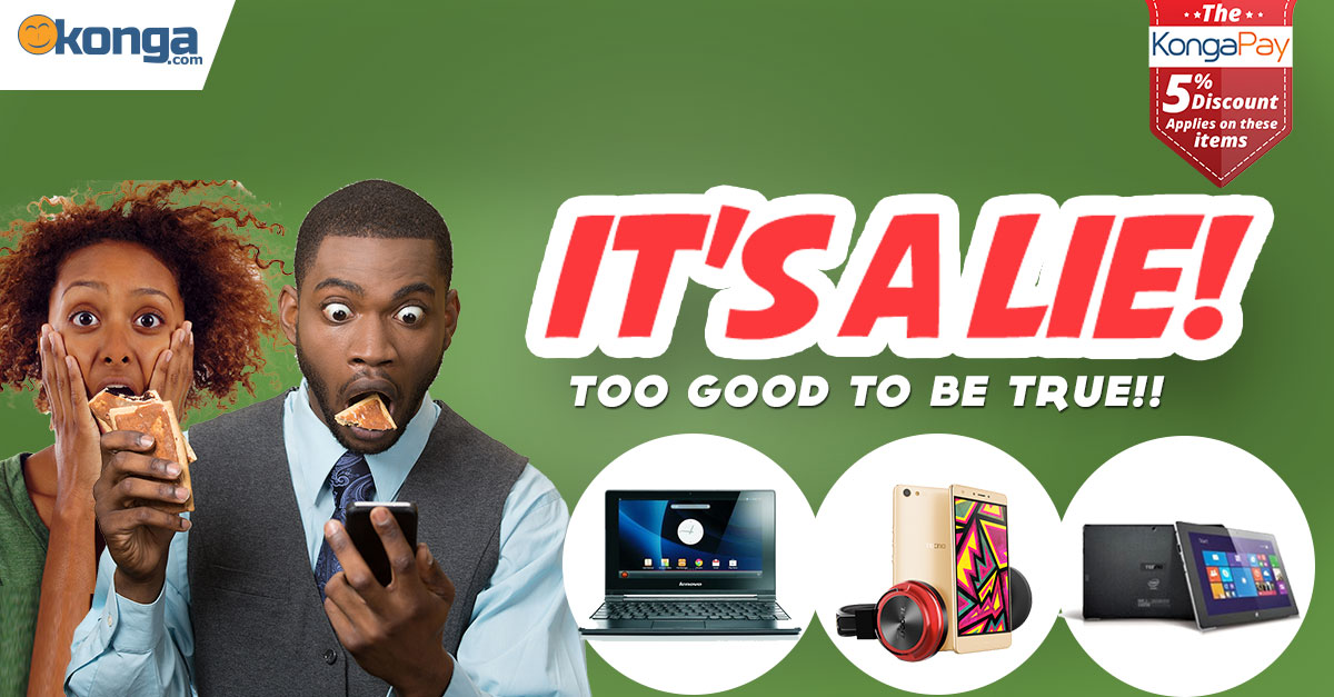 Checkout Laptop And Phone Deals That Will Make You Say It S A Lie The Naija Shopper S Guide